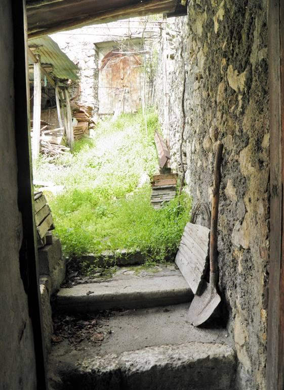 accesso al giardino