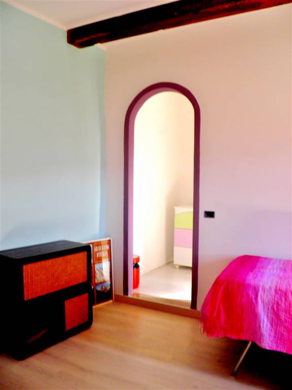 ampia camera da letto piano terra