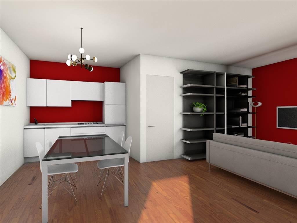 Progetto zona cucina