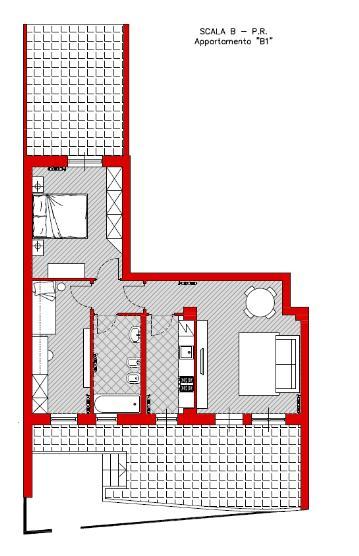 Appartamento indipendente, Turi, in nuova costruzione