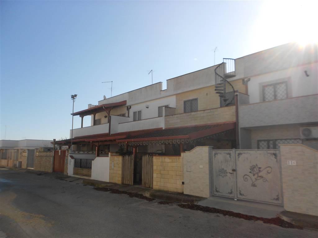 Villa a Schiera in vendita a Manduria, 3 locali, zona Zona: San Pietro in Bevagna, prezzo € 110.000 | CambioCasa.it