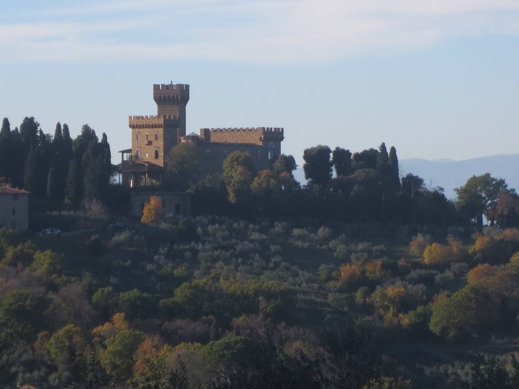 Rustico casale, Poggio Imperiale, Piazzale Michelangelo, Pian Dei Giullari, Firenze, ristrutturato