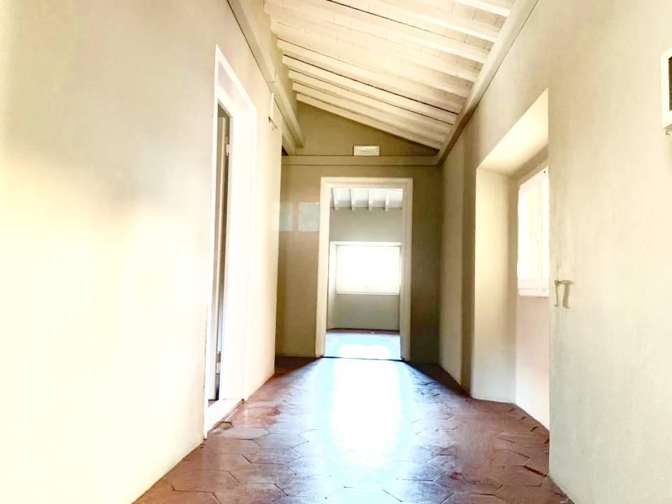 corridoio piano primo