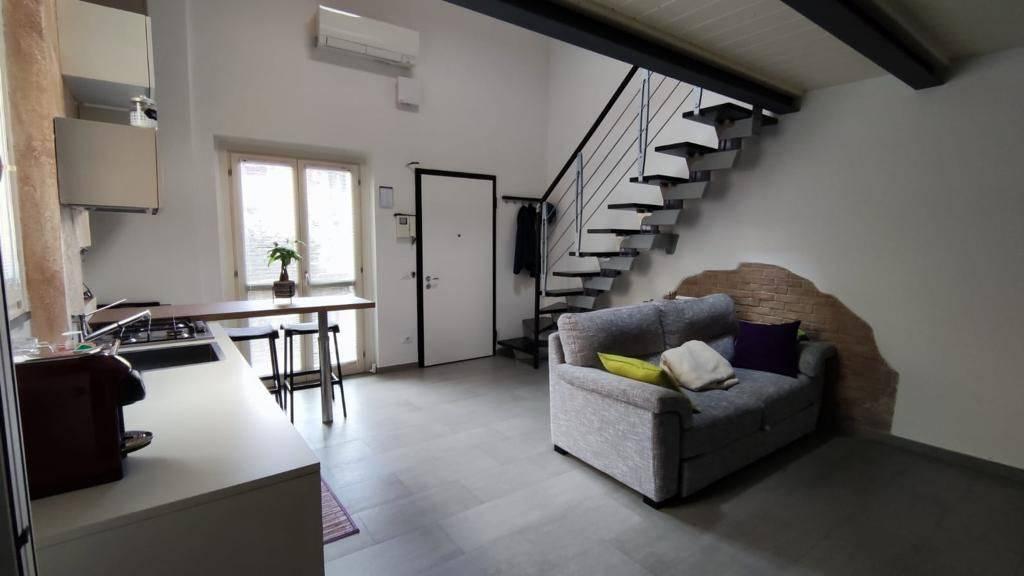 sala e cucina