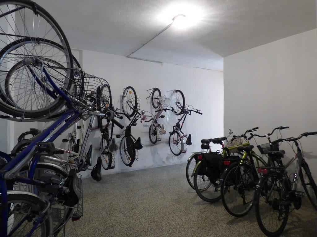 Posto bici comune