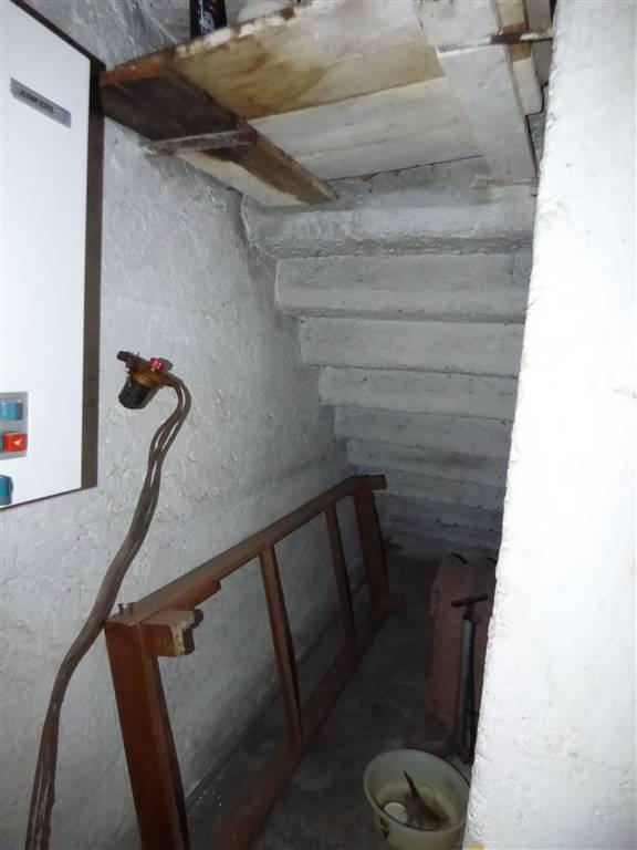 sottoscala garage
