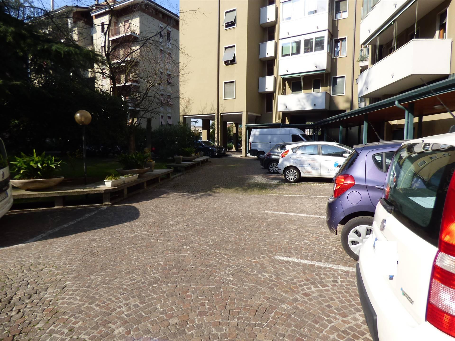 Parcheggio condominiali