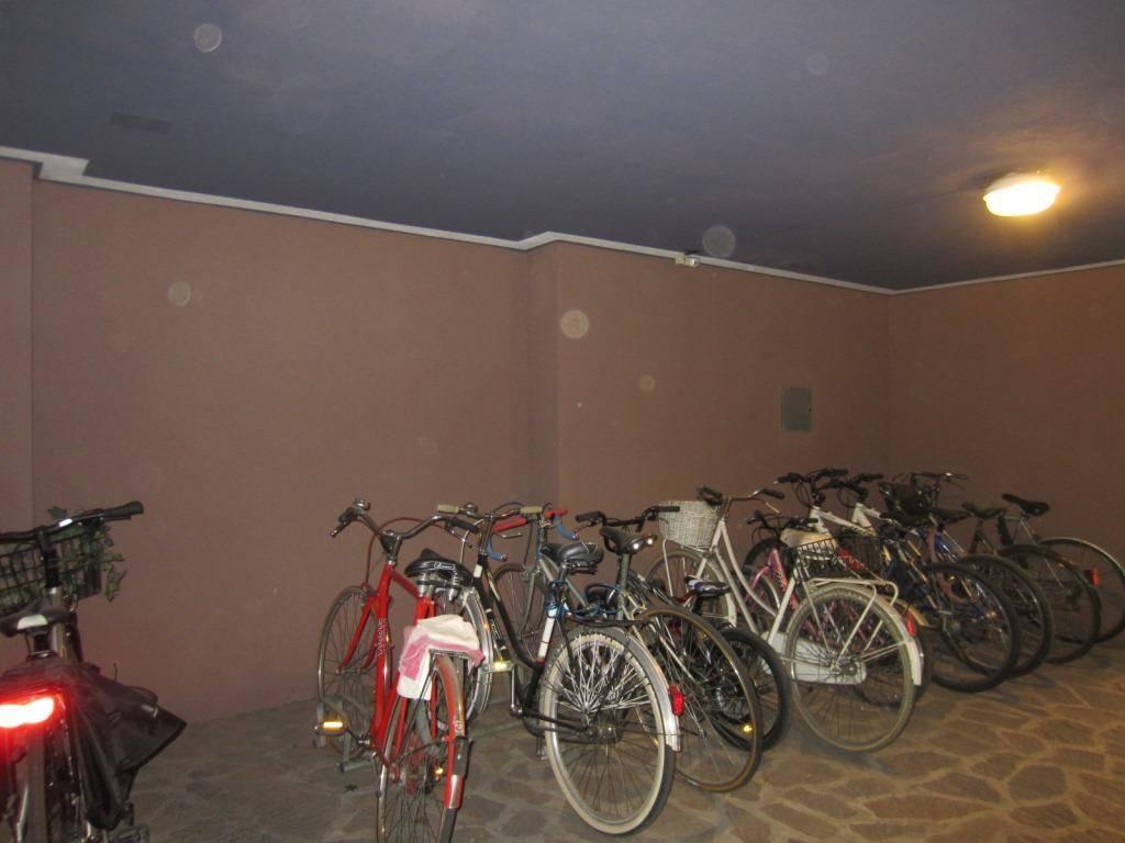 Posteggio cicli condominiale