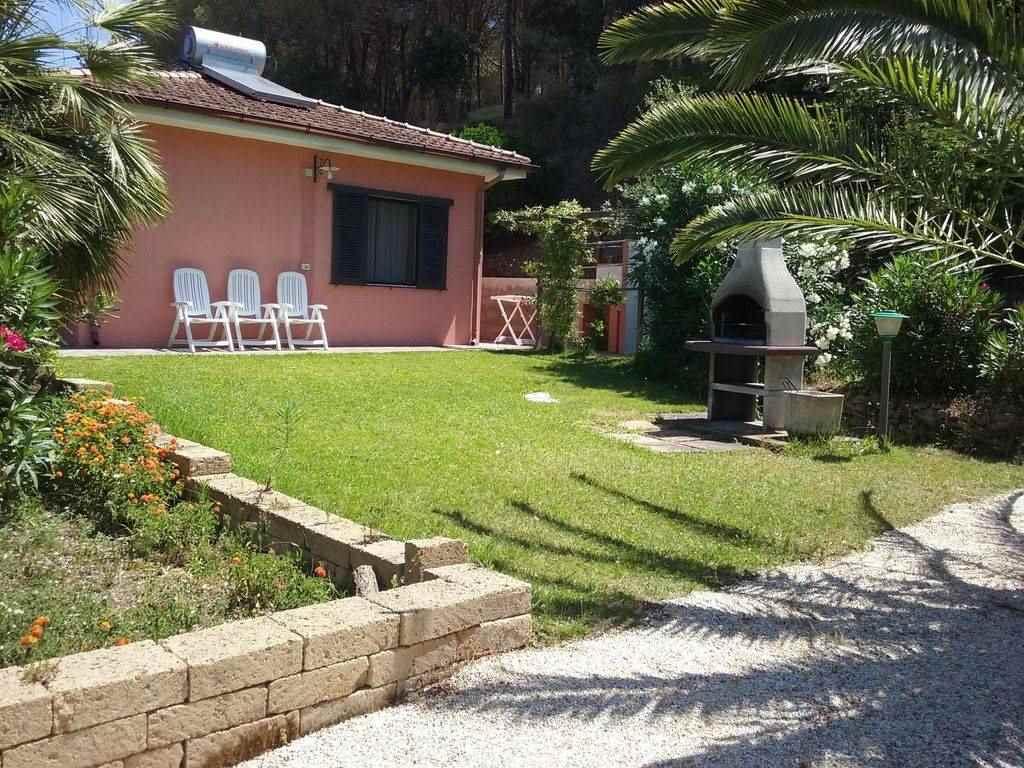 Villa a CAPOLIVERI