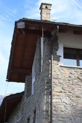 Rustico casale, Gressan, in nuova costruzione