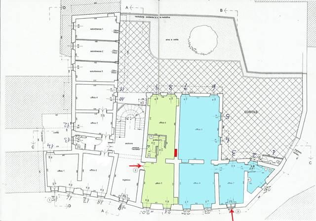 Ufficio / Studio in affitto a Trecate, 3 locali, prezzo € 1.300 | PortaleAgenzieImmobiliari.it