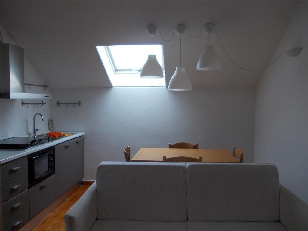 Attico / Mansarda in affitto a Novara, 2 locali, zona ro, prezzo € 550 | PortaleAgenzieImmobiliari.it