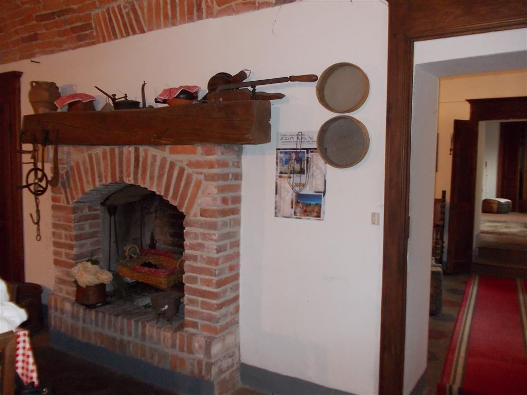Foto caminetto cucina - Rif. RV