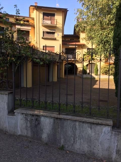 Foto facciata cortile - Rif. FV171