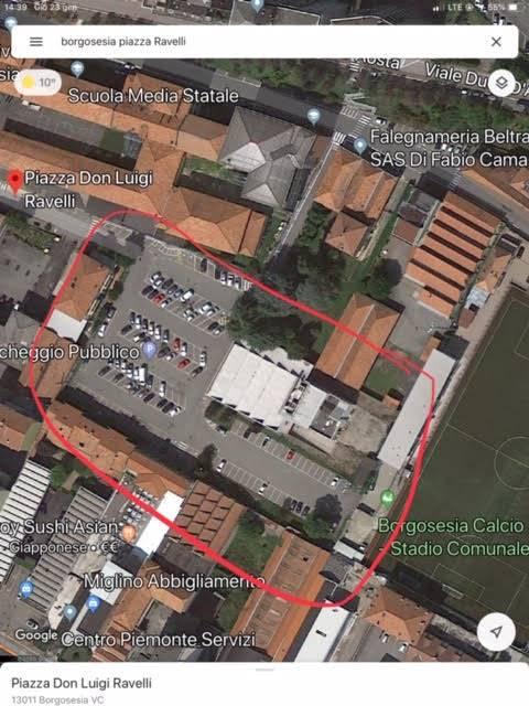 Negozio / Locale in affitto a Borgosesia, 9999 locali, Trattative riservate | PortaleAgenzieImmobiliari.it