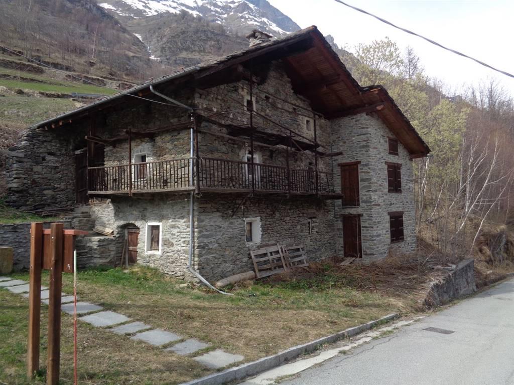 Rustico / Casale in vendita a Rhemes-Saint-Georges, 2 locali, zona Zona: Mougnoz, prezzo € 85.000 | CambioCasa.it