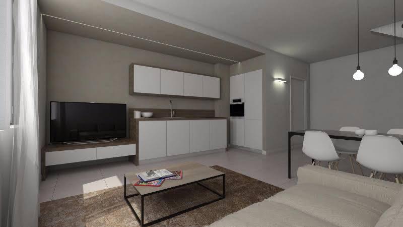 Appartamento in vendita a Belfiore, 3 locali, zona Località: CENTRO, prezzo € 120.000 | CambioCasa.it