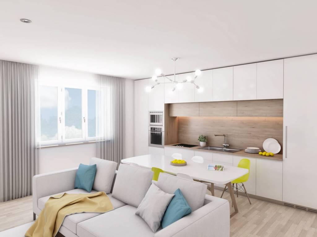 Appartamento in vendita a San Martino Buon Albergo, 3 locali, zona Località: CASE NUOVE, prezzo € 129.000   CambioCasa.it