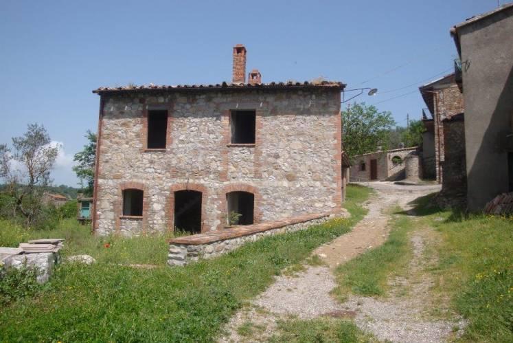 Soluzione Indipendente in vendita a Allerona, 4 locali, zona Zona: Palombara, prezzo € 130.000 | CambioCasa.it