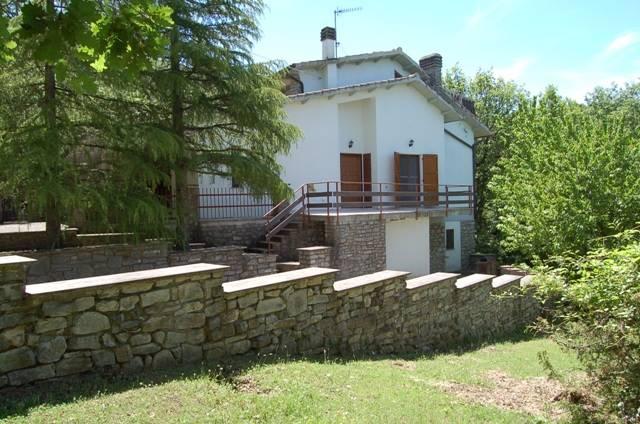 Villa a Schiera in vendita a San Venanzo, 10 locali, zona Zona: Ospedaletto, prezzo € 110.000 | CambioCasa.it