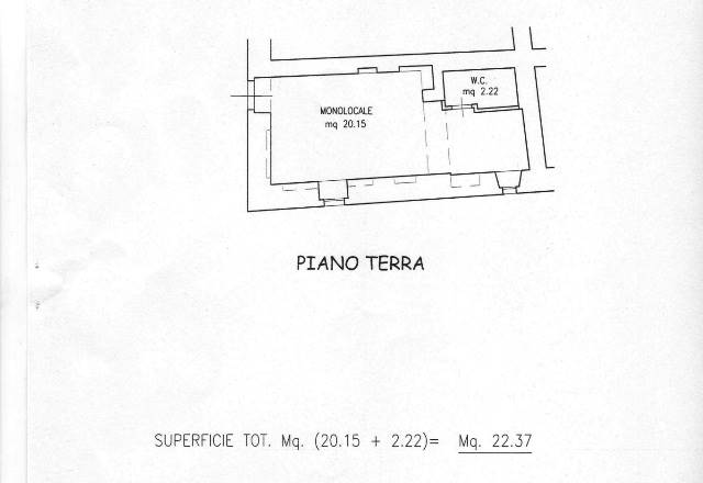 Appartamento in vendita a Baschi, 2 locali, zona Zona: Civitella del Lago, prezzo € 15.000 | CambioCasa.it