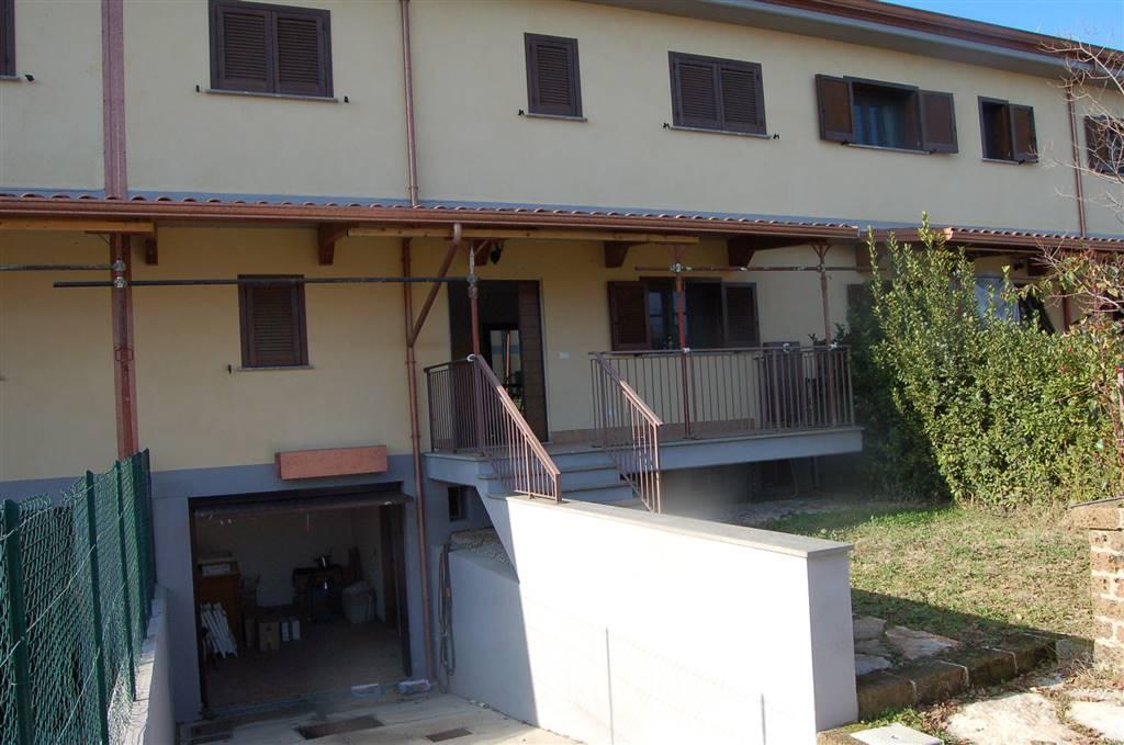 Villa a schiera, Sferracavallo, Orvieto, in nuova costruzione