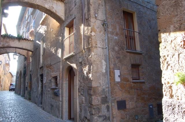 Trilocale, Orvieto, ristrutturato