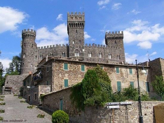 Soluzione Semindipendente in vendita a Acquapendente, 5 locali, zona Zona: Torre Alfina, prezzo € 55.000 | CambioCasa.it