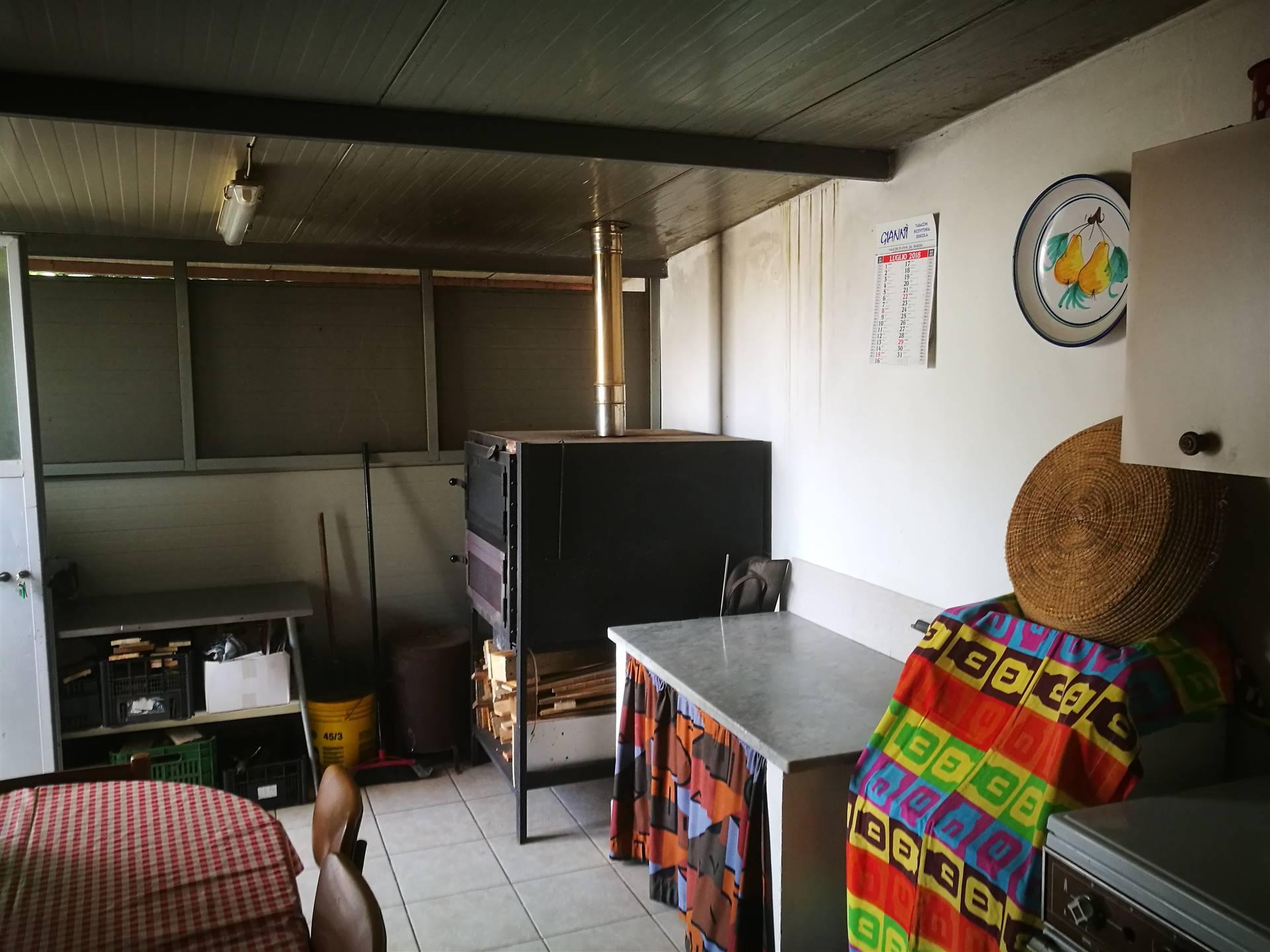 stanza forno