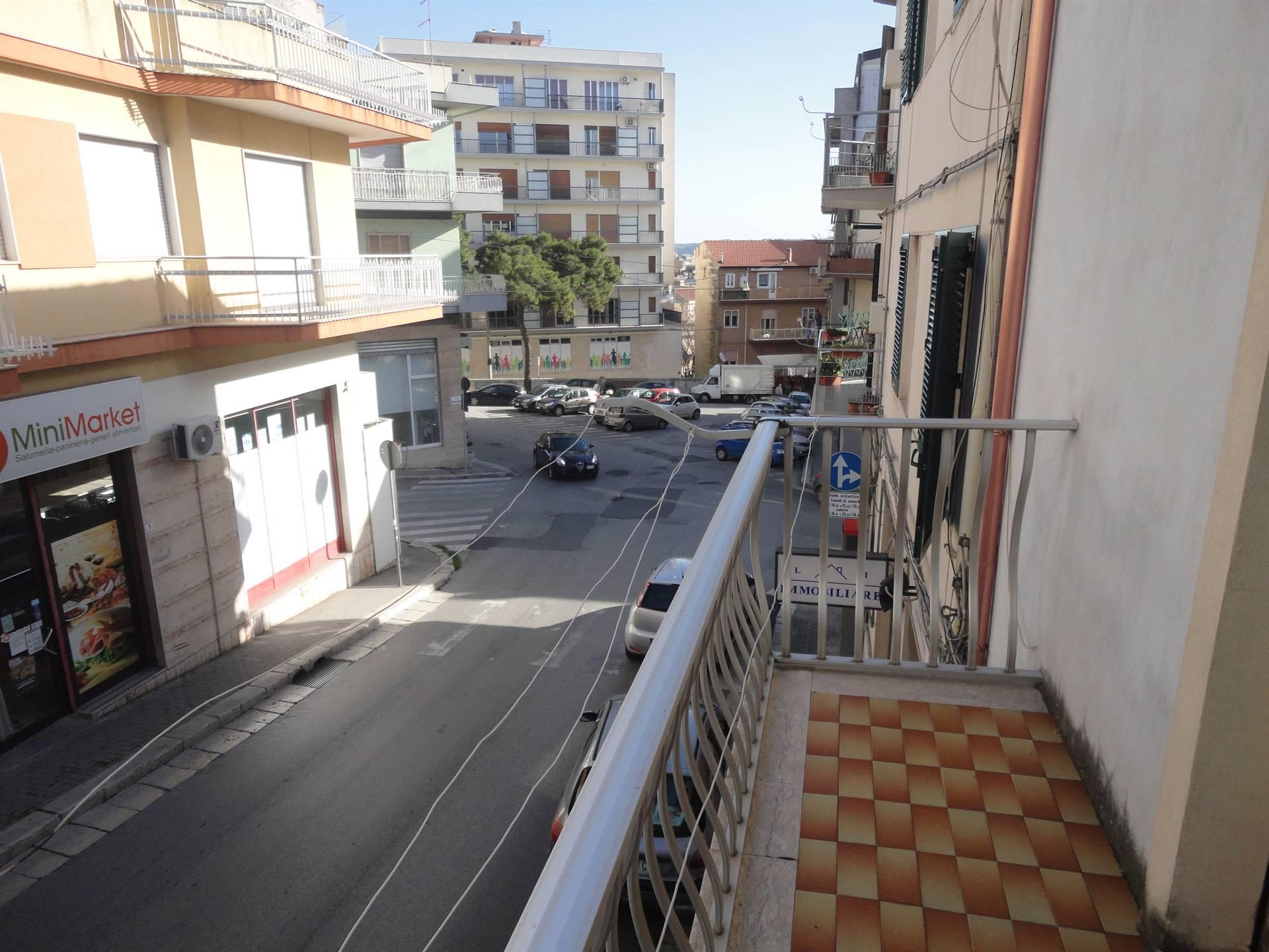balcone prima piano