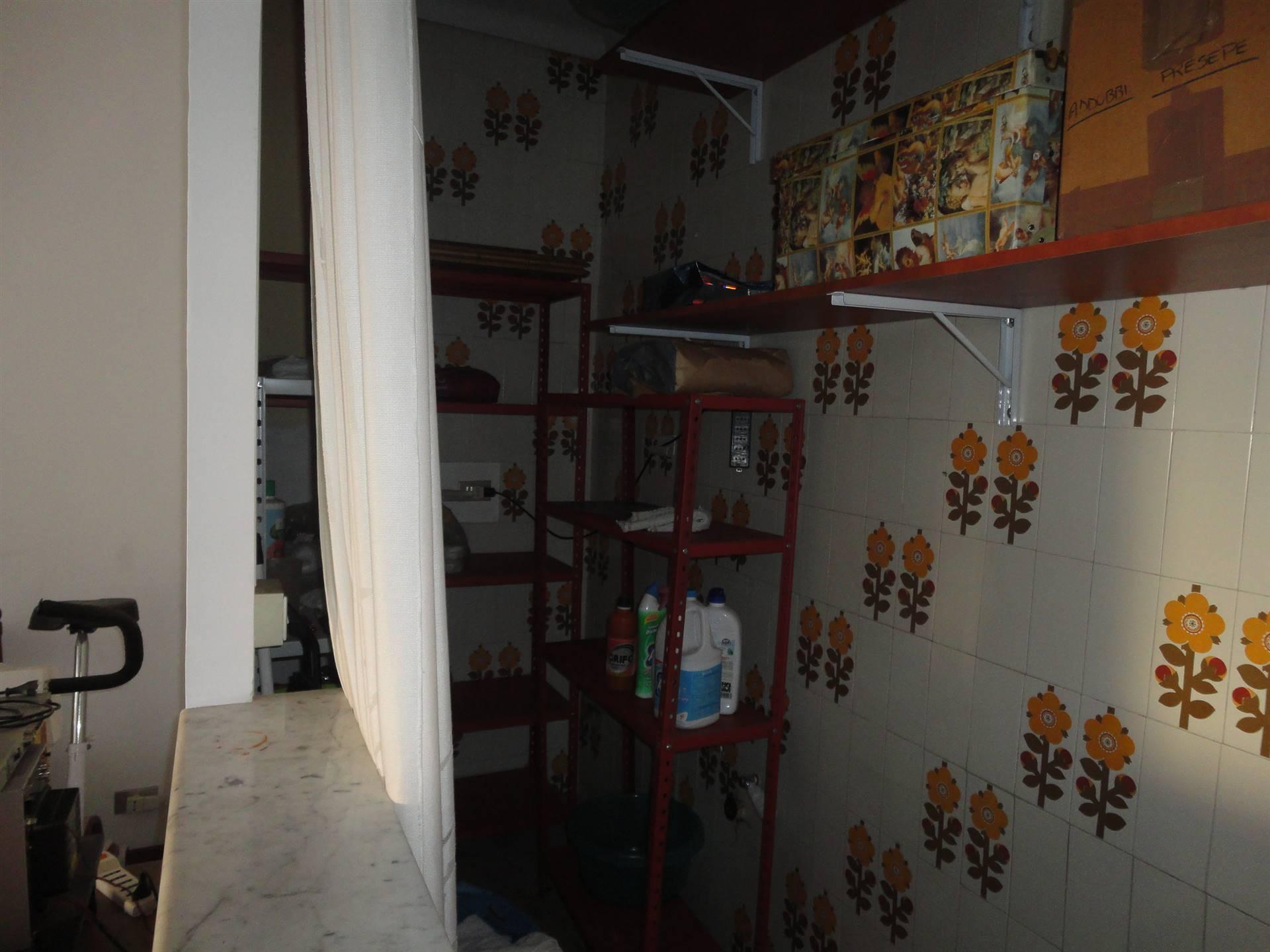 cucina secondo piano