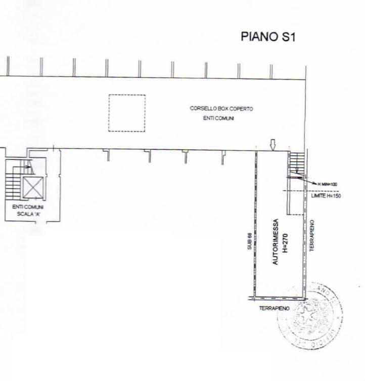 Box / Garage in vendita a Paderno Dugnano, 1 locali, zona Località: CENTRO, prezzo € 33.000 | CambioCasa.it