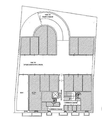 Box / Garage in vendita a Paderno Dugnano, 1 locali, zona Località: CENTRO, prezzo € 25.000 | CambioCasa.it