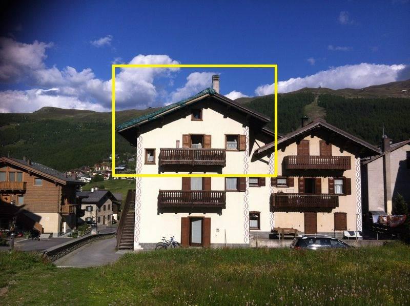 Appartamento indipendente in Via Rin 280, Livigno