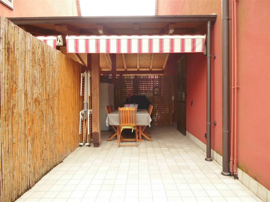 Area pranzo esterna