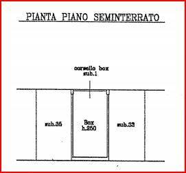PLANIMETRIA BOX SINGOLO