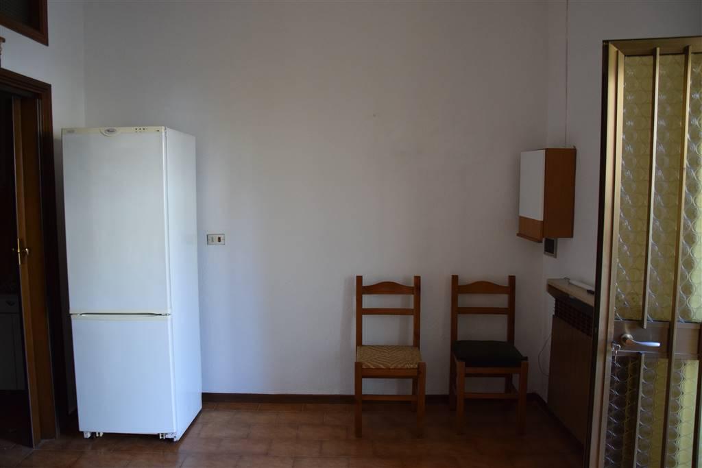 Angolo cottura - soggiorno