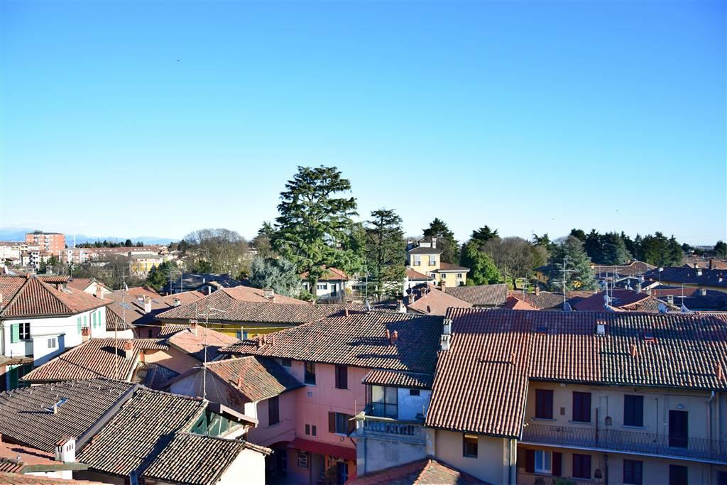 Vista Est su Villa Cavenago