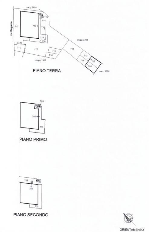 PLANIMETRIA AREA ESTERNA - BOX
