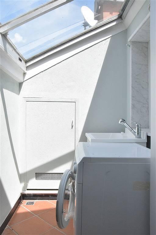 Veranda piano secondo con lavanderia