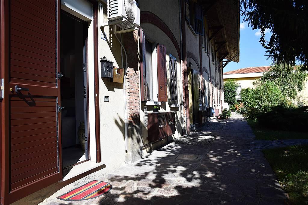Area esterna e ingresso