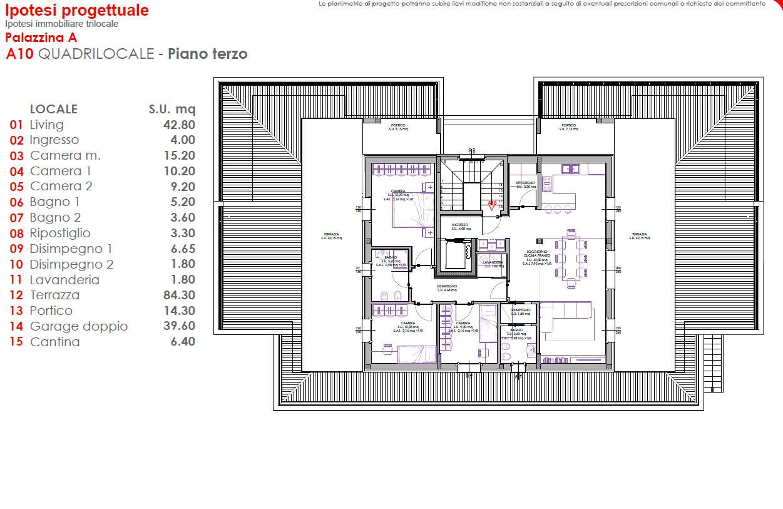 Planimetria A10
