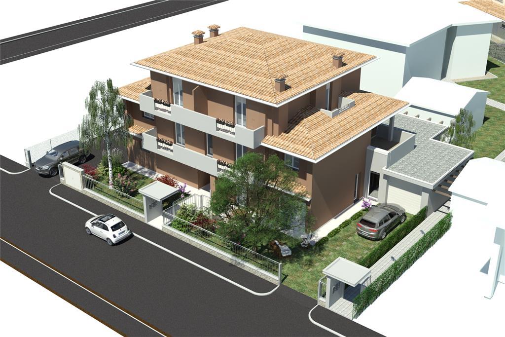 Quadrilocale, Caorso, in nuova costruzione