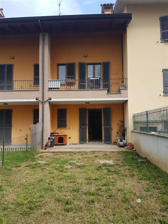 Villa a schiera, Podenzano, in ottime condizioni