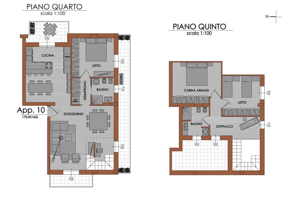 Appartamento, Zona Stadio, Piacenza, in nuova costruzione