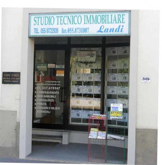Laboratorio in affitto a Signa, 1 locali, zona Zona: San Mauro a Signa, prezzo € 700 | CambioCasa.it