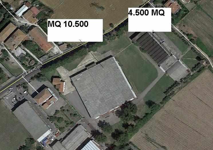 Capannone in vendita a Signa, 2 locali, zona Zona: Colli Alti, Trattative riservate | CambioCasa.it