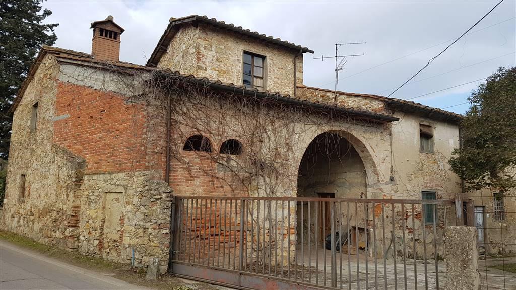 Colonica, La Costaglia, Quarrata, da ristrutturare