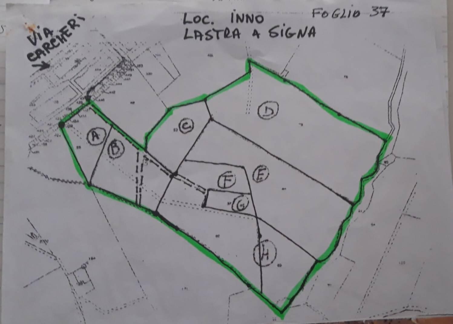 Terreno Agricolo in vendita a Lastra a Signa, 9999 locali, prezzo € 65.000   CambioCasa.it
