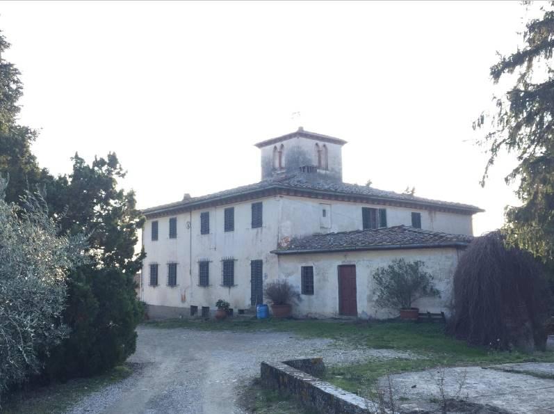 Villa in vendita a San Casciano in Val di Pesa, 12 locali, zona Zona: San Pancrazio, Trattative riservate   CambioCasa.it